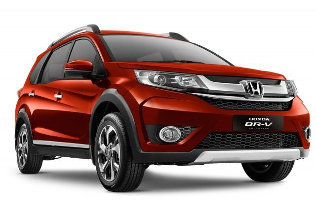 Honda Takes Aim At Southeast Asia's Growing Middle Class With 7-Seat BR-V Crossover Vehicle