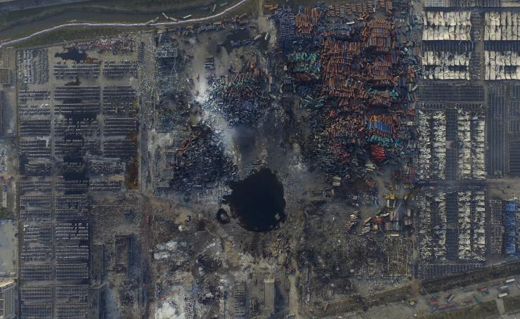 China Explosion: Toyota Among Major Companies Bearing The Brunt Of Tianjin Industrial Accident