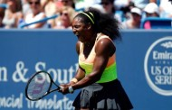 Serena survives Ivanovic scare in Cincinnati