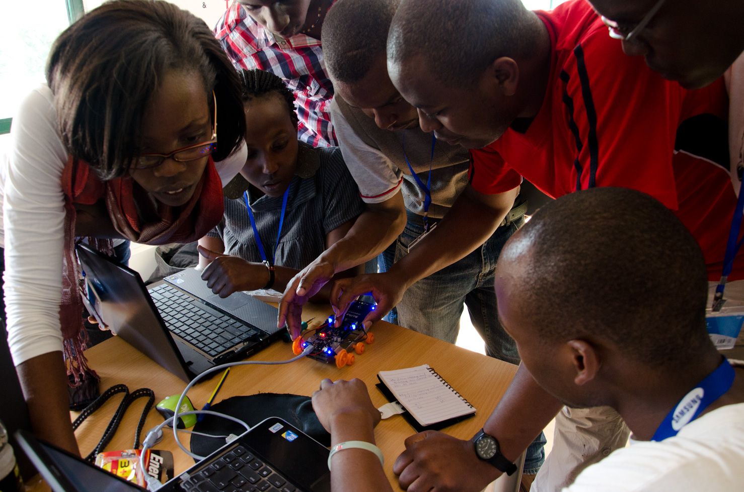 Technological revolution in Africa
