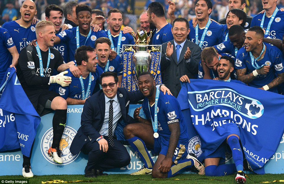 EPL Champions to strengthen squad