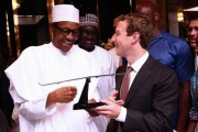 Facebook founder lays out big plans for Africa during visit